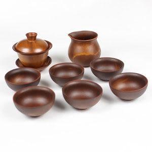 老岩泥/礦岩泥茶具陶土套裝茶具 特價