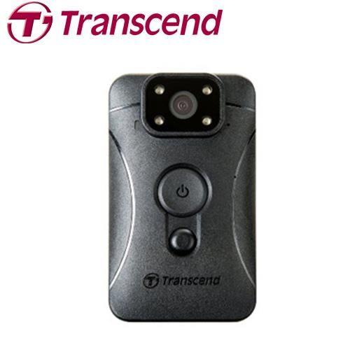Transcend 創見 DrivePro Body 10 穿戴式攝影機 ( 紅外線夜視 / 長效鋰電 / 32G 記憶