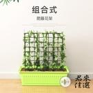 花架爬藤架室內花支架植物攀爬架子花盆支架【君來佳選】