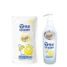 優生 西柚蔬果清潔劑 / 奶瓶清潔液 1...