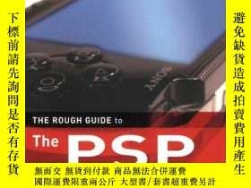 二手書博民逛書店The罕見Rough Guide To The Psp 1 (rough Guide Reference)Y2