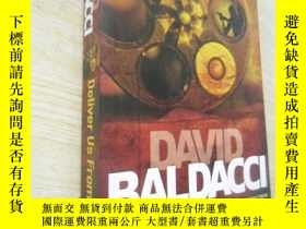 二手書博民逛書店英文原版罕見Deliver Us from EvilY7215 David Baldacci Grand Ce