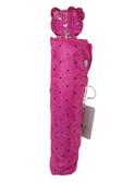 【卡漫城】 Hello Kitty 公仔 把手 折傘 桃紅點點 ㊣版 凱蒂貓 日版 遮陽 摺疊 雨傘 糖果色 輕量 三折