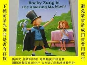 二手書博民逛書店Rocky罕見zang in the Amazing Mr.Ma