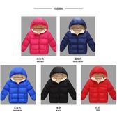 兒童羽絨棉服男女童童裝中小童寶寶冬季加厚棉襖外套