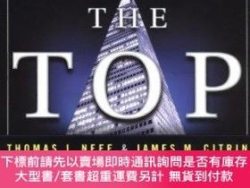 二手書博民逛書店Lessons罕見From The TopY256260 Neff, Thomas J. Crown Busi