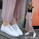 小白鞋2020夏款配裙子新款夏季透氣鞋子女夏潮鞋百搭女鞋平底單鞋 618購物節