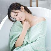 浴巾棉質成人浴巾超強吸水男士沐巾大毛巾棉質超薄女柔軟個性 LH6328【3C環球數位館】