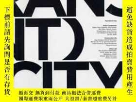 二手書博民逛書店Transient罕見CityY364682 Rem Koolhaas Actar 出版2008