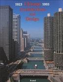 二手書《Chicago Architecture and Design, 1923-1993: Reconfiguration of an American Metropolis》 R2Y ISBN:3791312510