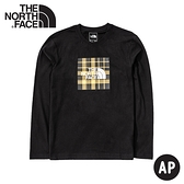 【The North Face 男 L/S UPDATED CLEAN ASCENT T恤《黑》】4NEW/排汗衣/圓領長袖