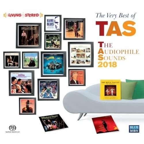 【停看聽音響唱片】【SACD】The Very Best of TAS 2018