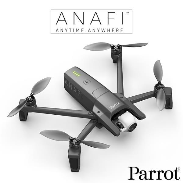 【南紡購物中心】Parrot Anafi 4K HDR 空拍機 無人機