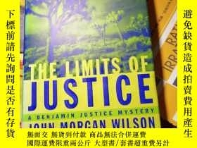 二手書博民逛書店the罕見limits of justiceY135543 John Morgan Wilson double