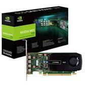 【綠蔭-免運】麗臺 NVIDIA Quadro NVS 510 2GB DDR3 128bit PCI-E 工作站繪圖卡