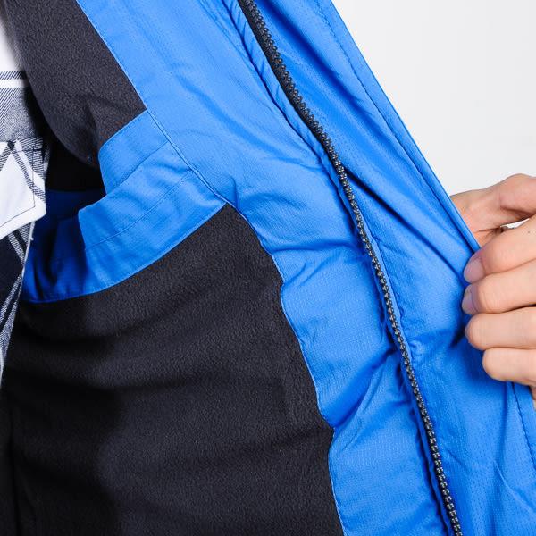 John Duke 防風保暖外套 藍