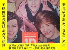 二手書博民逛書店One罕見Direction: Dare to Dream: Life as One DirectionY65