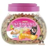 【寵物王國】PANTOP邦比-消臭骨型餅(綜合口味)650g