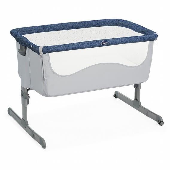 Chicco Next2Me多功能移動舒適嬰兒床(恆星藍) 4980元(無法超商取件)