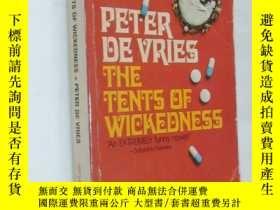 二手書博民逛書店THE罕見TENTS OF WICKENDESS PETER D