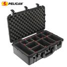◎相機專家◎ Pelican 1555AirTP 超輕防水氣密箱(TrekPak隔板組) 塘鵝箱 防撞箱 公司貨