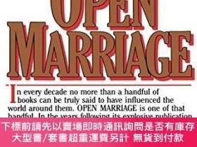 二手書博民逛書店Open罕見Marriage: A New Life Style for CouplesY346464 O N