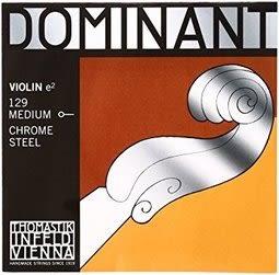 【小麥老師 樂器館】奧地利 Thomastik Dominant 129 小提琴弦 第1弦 E弦 小提琴