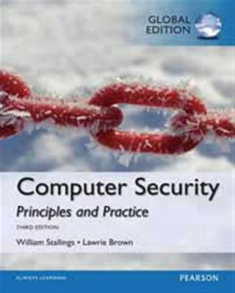 (二手書)COMPUTER SECURITY:PRINCIPLES AND PRACTICE 3/E (GE)