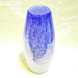 HONEY COMB 藍色銀河花器 FI27