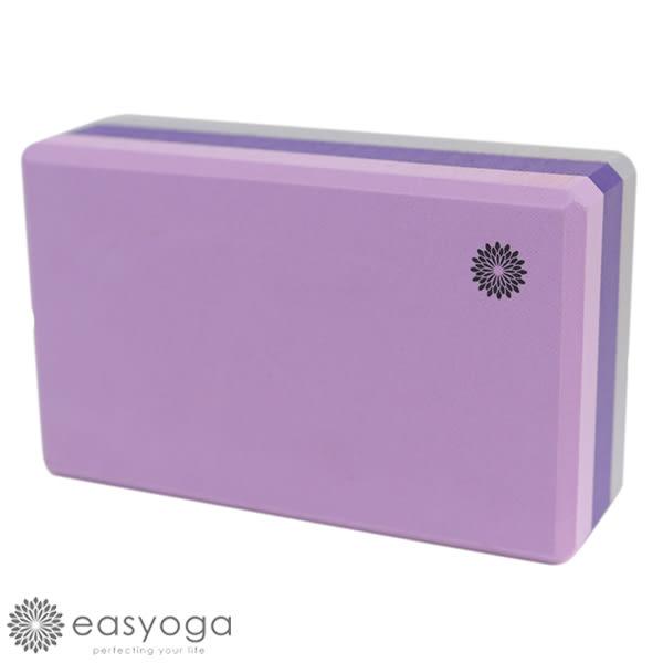 easyoga 瑜珈墊 高優質瑜珈磚 50D - 深紫