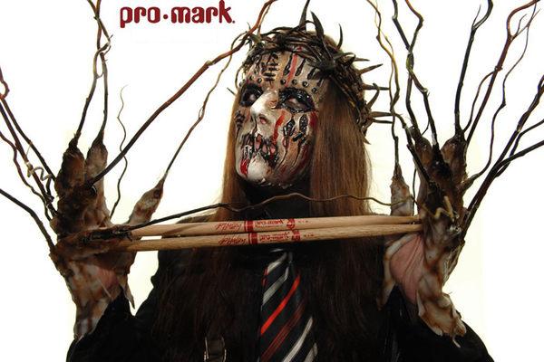 小叮噹的店- 鼓棒 5A 胡桃木 Pro Mark (TX515W) Joey Jordison 簽名款