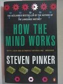 【書寶二手書T1/心理_BY4】How The Mind Works_Steven Pinker