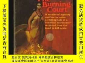 二手書博民逛書店The罕見Burning CourtY307751 John Dickson Carr Intl Polygo