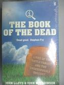 【書寶二手書T1/原文小說_NSN】The Qi Book of the Dead_John Lloyd