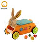 台灣 mentari 兔兔益智滑步車
