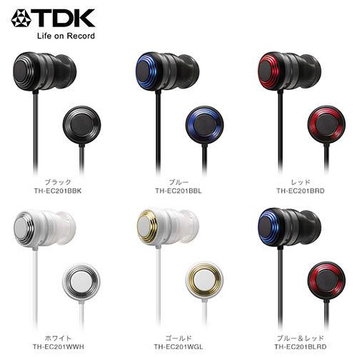 TDK CLEF-Xmini TH-EC201 高質感重低音立體聲耳機 ,公司貨