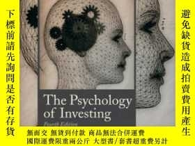 二手書博民逛書店Psychology罕見Of Investing (4th Edition) (the Prentice Hall