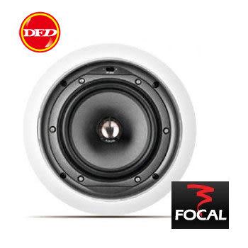 法國 Focal Chorus IC706V 崁入式喇叭(後置聲道揚聲器) (一支) 送北區精緻安裝乙式