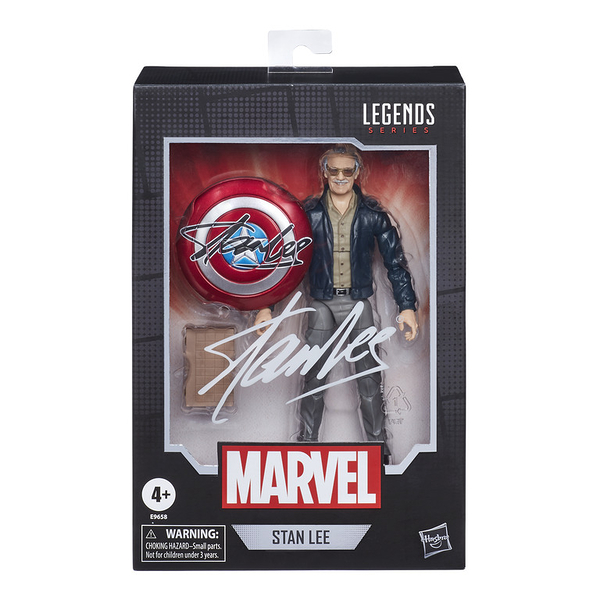 MARVEL LEGENDS 漫威超級英雄電影 傳奇6吋 史丹李 Stan Lee 可動 TOYeGO 玩具e哥