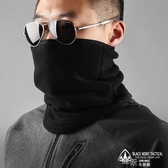 戶外抓絨保暖圍脖美國BMT戰術脖套男女冬季加厚頭套騎行防風面罩 道禾生活館