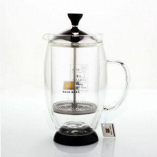 中空雙層玻璃沖茶器