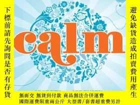 二手書博民逛書店Lonely罕見Planet Calm: Secrets to Serenity From the Culture