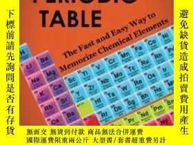 二手書博民逛書店Memorize罕見The Periodic Table: The Fast And Easy Way To Me
