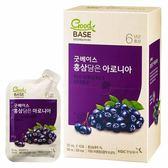 正官庄 高麗蔘野櫻莓飲(10入/盒)x1