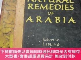 二手書博民逛書店Natural罕見Remedies of ArabiaY180607 Pepperdine, Donna In