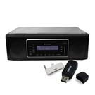 送藍芽接收器及iPhone5轉接頭/美國ENTIVEO iPod/iPhone/USB 2.1音響系統(L797)