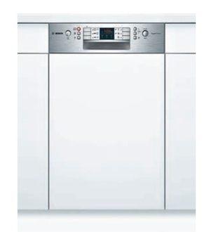 BOSCH 德國 博世新款 SPI66MS00X110電/   SPI68M05TW 窄版半嵌式洗碗機 (45cm)寬【含標準安裝】
