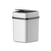 【現貨秒殺】智慧感應垃圾桶垃圾桶自動開蓋垃圾桶按壓垃圾桶大容量分類垃圾桶