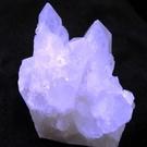 【Ruby工作坊】NO.220WNA優質天然白水晶簇(加持祈福)220G