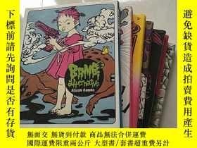 二手書博民逛書店BAMBi罕見零—六 alternative(6冊合售)カネコ
